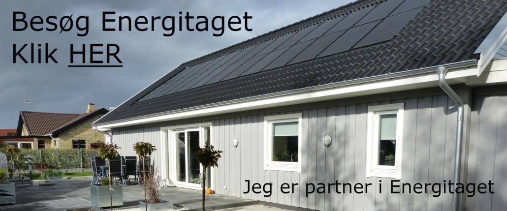 Solceller og batterier betaler dit nye tag